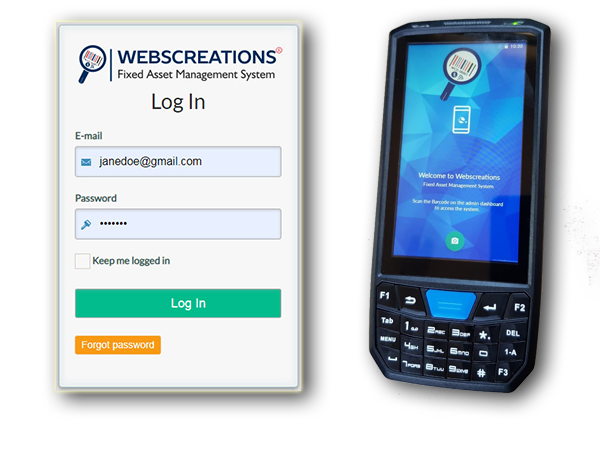 Webscreations FAMS Scanner
